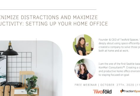 Minimize distractions and maximize productivity